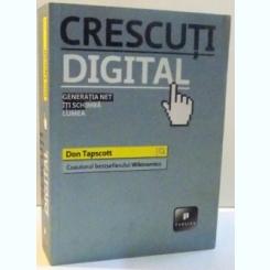 CRESCUTI DIGITAL DE DON TAPSCOTT , 2011
