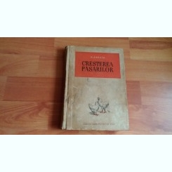 CRESTEREA PASARILOR-DR. A. MAUCH
