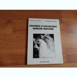 CRESTEREA SI EXPLUATAREA GAINILOR OUATOARE-CONF. DR. ING.ILIE VAN- ING. GHEORGHE MARIN