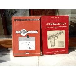 Criminalistica (doua volume) , Dr. Emilian Stancu , 1992