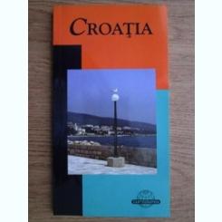 CROATIA-GHID DE CALATORIE - HORVATH TIBOR