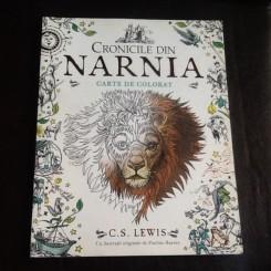 Cronicile din Narnia, carte de colorat