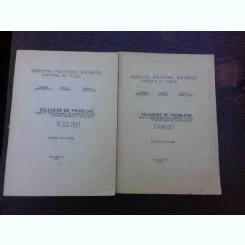 CULEGERE DE PROBLEME DATE LA CONCURSURILE DE ADMITERE, PENTRU STUDENTII INGINERI, CU REZOLVARI  2 VOLUME - GEORGE ION IONESCU