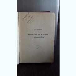 CULEGERE DE PROBLEME DE ALGEBRA - A.G. IOACHIMESCU