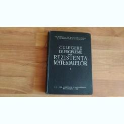 CULEGERE DE PROBLEME DIN REZISTENTA MATERIALELOR VOL1,2-GH. BUZDUGAN SI ALTII
