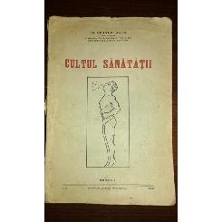 CULTUL SANATATII, DR. EMANUIL ANCA
