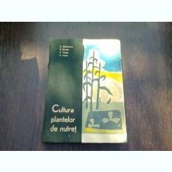 CULTURA PLANTELOR DE NUTRET - C. BARBULESCU