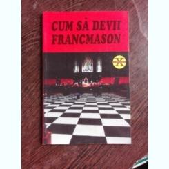 CUM SA DEVII FRANCMASON