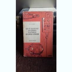 CUM SE CALCULEAZA INFASURAREA STATORULUI MOTORULUI ASINCRON - K.G. JERVE