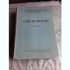 CURS DE BASCHET - LEON TEODORESCU