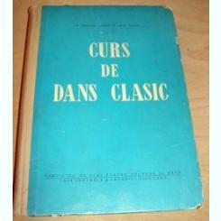 CURS DE DANS CLASIC - E. Magyar- Gonda / Gelu Matei