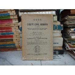 CURS DE DREPT CIVIL ROMAN VOLUMUL VI PARTEA II-A , George Plastara