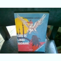 CURS DE LIMBA RROMANI - GHEORGHE SARAU