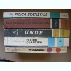 Cursul de fizica Berkeley, 5 volume