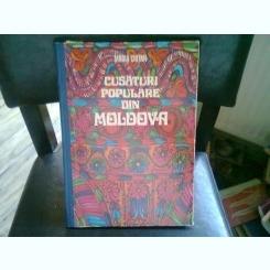 CUSATURI POPULARE DIN MOLDOVA - MARIA CHITAN