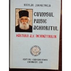 CUVIOSUL PAISIE AGHIORITUL - NICOLAE ZURNAZOGLU