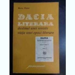 Dacia literara - Maria Platon