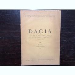 DACIA. REVUE D'ARCHEOLOGIE ET D'HISTOIRE ANCIENNE, NOUVELLE SERIE, VOLXXIX,1985