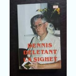 Dennis Deletant la Sighet,Romulus Rusan