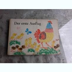 DER ERSTE AUSFLUNG - CARTE PENTRU COPII, IN LIMBA GERMANA