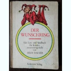 DER WUNSCHRING - HEDI HAUSER