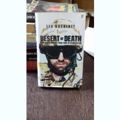 DESERT OF DEATH - LEO DOCHERTY  (DESERTUL MORTII)
