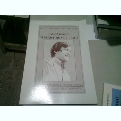 DESPARTIREA DE FRICA - GABRIEL STANESCU