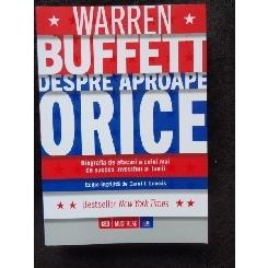DESPRE APROAPE ORICE-WARREN BUFFET