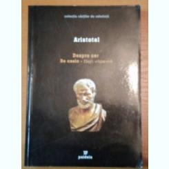 DESPRE CER - ARISTOTEL