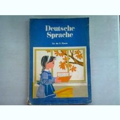 DEUTSCHE SPRACHE - PAULA KNOPF  (MANUAL DE LIMBA GERMANA PENTRU CLASA A II-A)