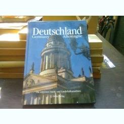 Deutschland. Germany. Allemagne - Dieter Maier  (ghid turistic)