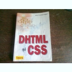DHTML SI CSS - JASON CRANFORD TEAGUE