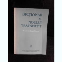 DICTIONAR AL NOULUI TESTAMENT - IOAN MIRCEA