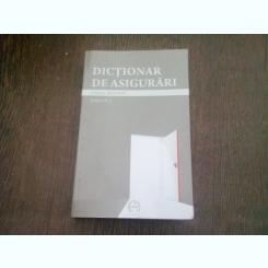 DICTIONAR DE ASIGURARI - CAROL BENNETT