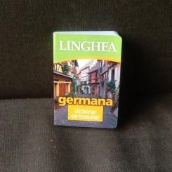 Dictionar de buzunar german