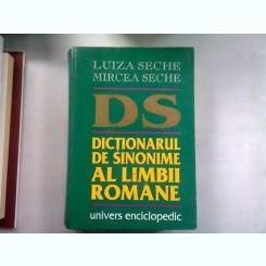 DICTIONAR DE SINONIMA AL LIMBII ROMANE - LUIZA SECHE