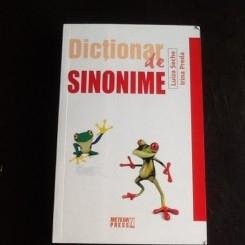 Dictionar de sinonime - Luiza Seche
