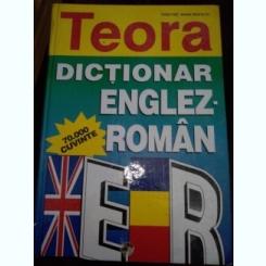 Dictionar englez-roman si roman-englez 75000 cuvinte - coperta cartonata Andrei Bantas