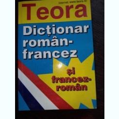 Dictionar francez roman si roman francez