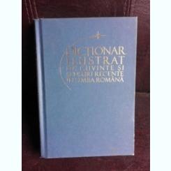 Dictionar ilustrat de cuvinte si sensuri recente in limba romana - Elena Danila