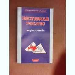 Dictionar politic englez roman