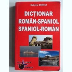 Dictionar roman-spaniol, spaniol roman - Gabriela Chirica