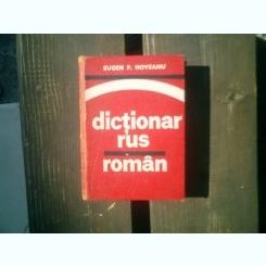 Dictionar rus roman - Eugen P. Noveanu