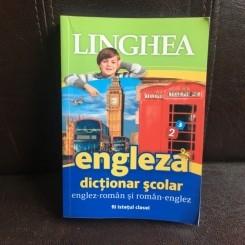 Dictionar scolar, engleza