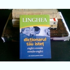 DICTIONARUL TAU ISTET ENGLEZ ROMAN/ROMAN ENGLEZ