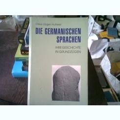 DIE GERMANISCHEN SPRACHEN - CLAUS JURGEN HUTTERER    (LIMBILE GERMANE)