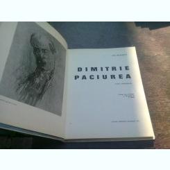 DIMITRIE PACIUREA. STUDIU MONOGRAFIC - ION FRUNZETTI