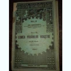 DIN LUMEA PASARILOR NOASTRE NO. 16, EDITIA A II-A de ION SIMIONESCU