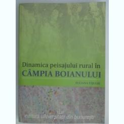 DINAMICA PEISAJULUI RURAL IN CAMPIA BOIANULUI-IULIANA VIJULIE
