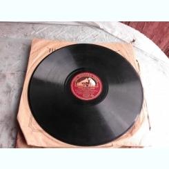 DISC DE GRAMOFON, HIS MASTER'S VOICE, DANCE OF THE HOURS, LA GIOCONDA, PONOHIELLI